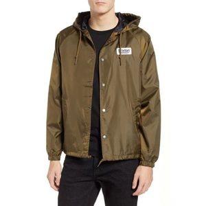 Brixton Palmer Hooded Jacket